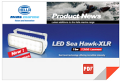 LED Sea Hawk XLR Series